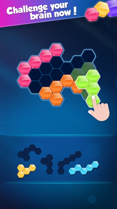 Block! Hexa Puzzle™ free Hints hack