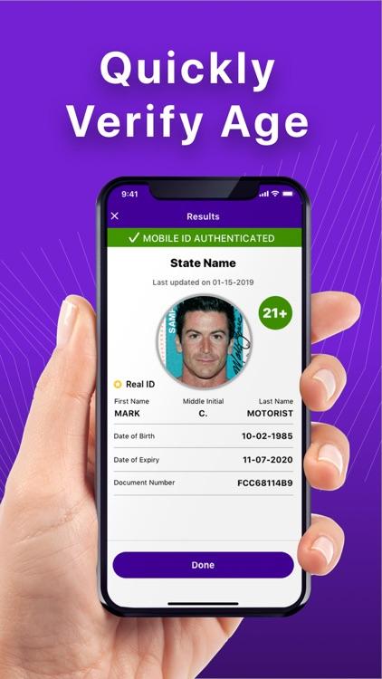 Mobile ID Verify screenshot-3