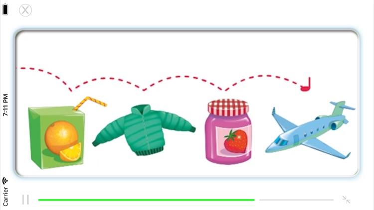 牛津自然拼读世界第1级 -英语启蒙早教课程 screenshot-6