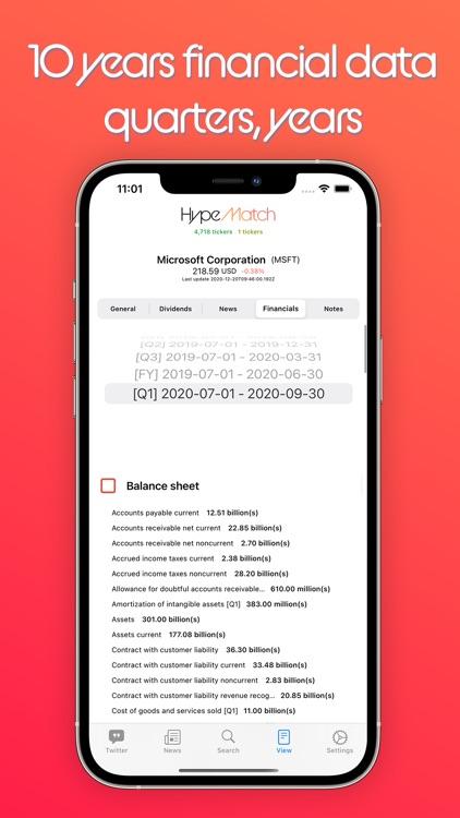 HypeMatch screenshot-4
