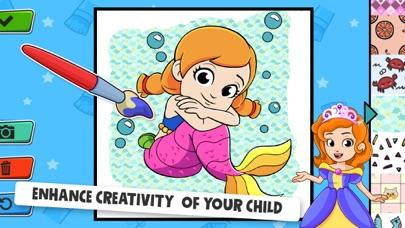 Baby Town : Kids Coloring Book screenshot 5