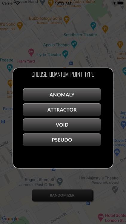 Random Location Generator