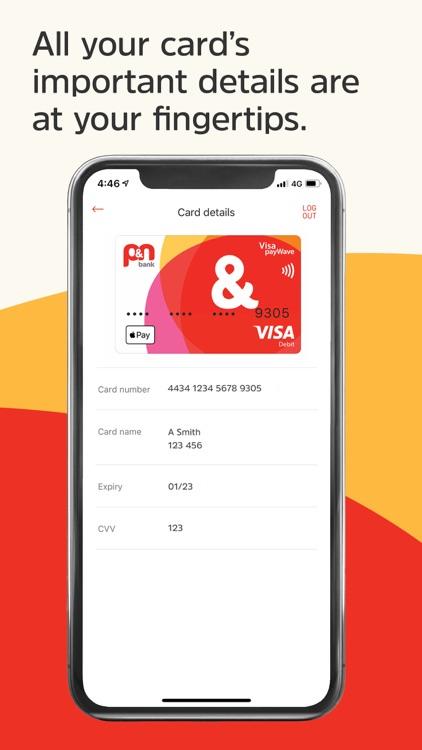 P&N Banking app