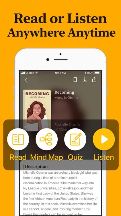 Bookey: Audio Books Key Ideas