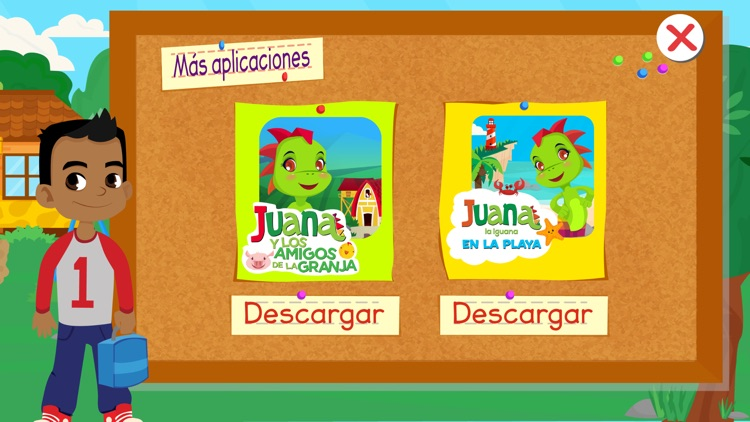 Play & Learn Spanish - School screenshot-9