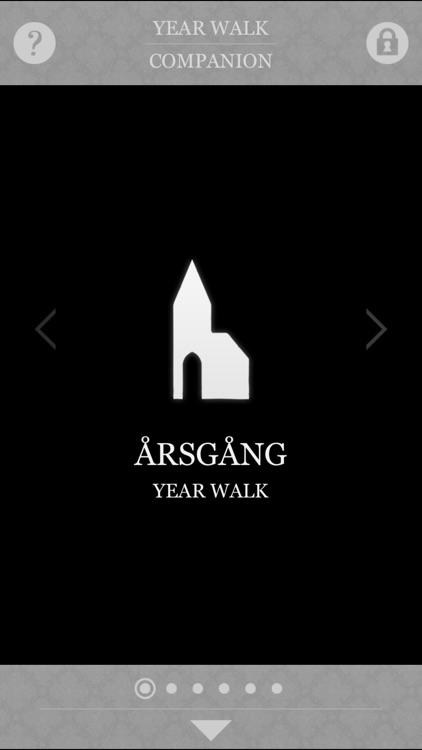 Year Walk Companion screenshot-3