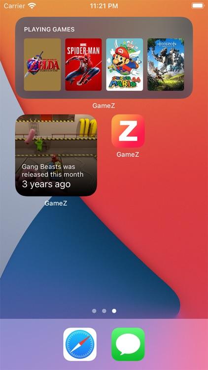 GameZ Collection screenshot-4