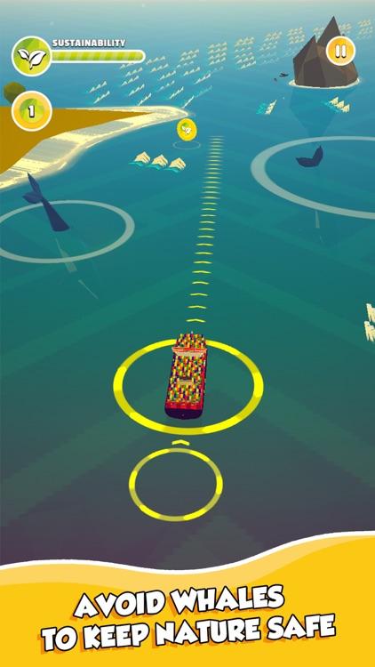 The Sea Rider   Ship driving screenshot-6