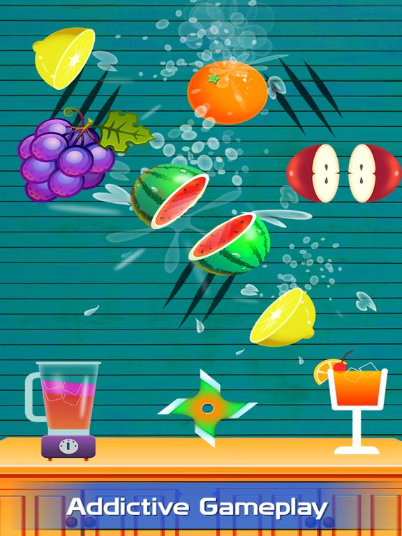 Fruits Slice Juice Cutter screenshot 5