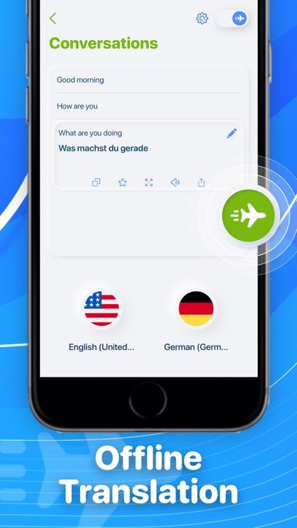 Voicelator: Audio Translator ٞ screenshot-3