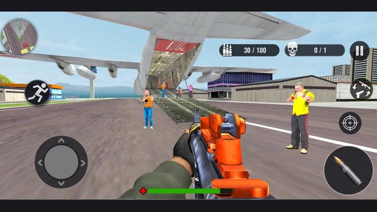 Police Bike - Gangster Chase screenshot-0