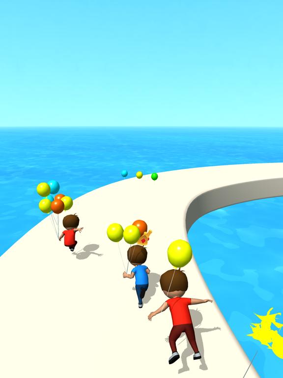 Balloons Run screenshot 5