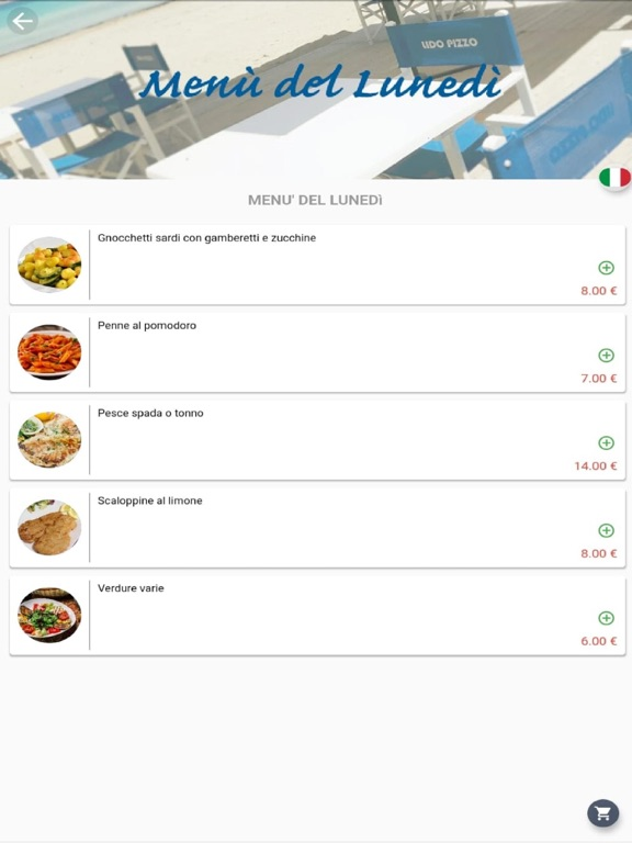 Lido Pizzo screenshot 6