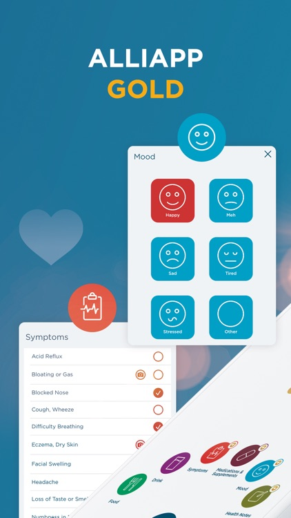 AlliApp: Smart Health Tracker screenshot-4
