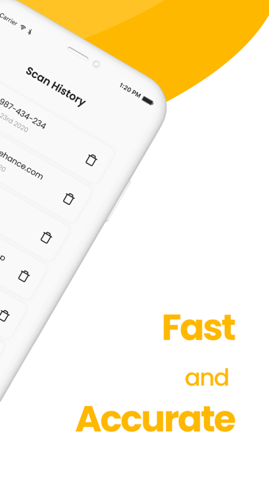 QR Code Reader: QR Scanner screenshot 3