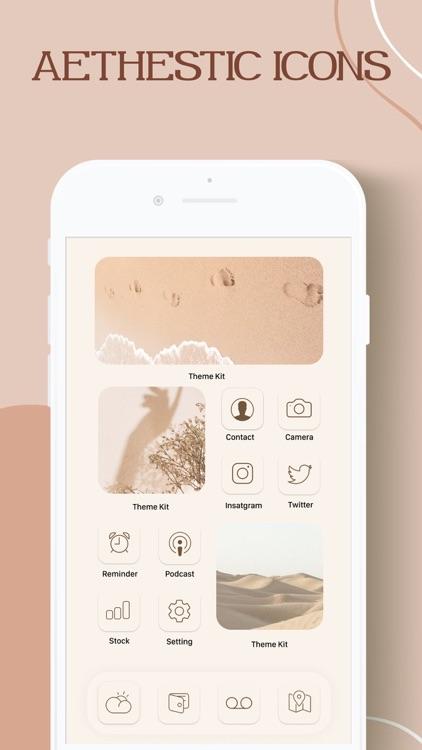 Aesthetic Kit - Icon Changer screenshot-6