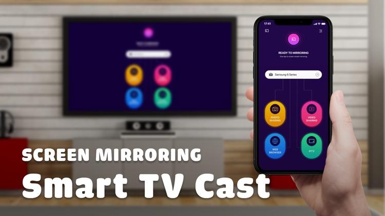 Screen Mirroring A-Z TV Cast