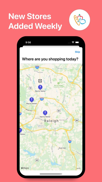 MealMap:Grocery Lists By Store