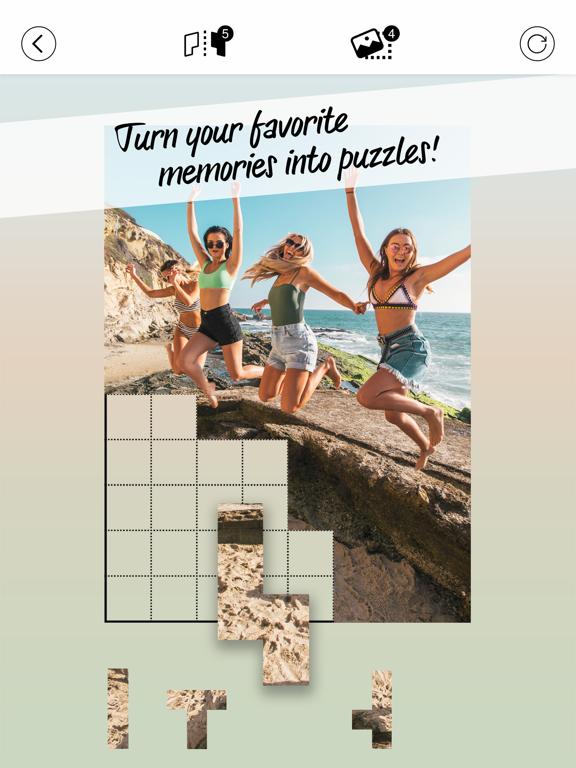 Pictominoes: Jigsaw Puzzlesのおすすめ画像6