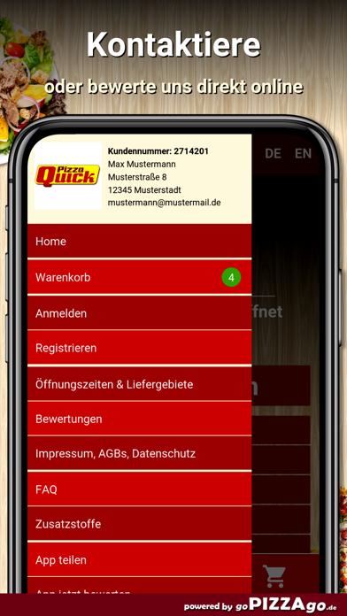 Pizza Quick Köln screenshot 3