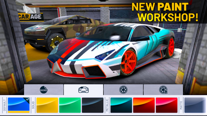 Screenshot from Extreme Car Driving Simulator