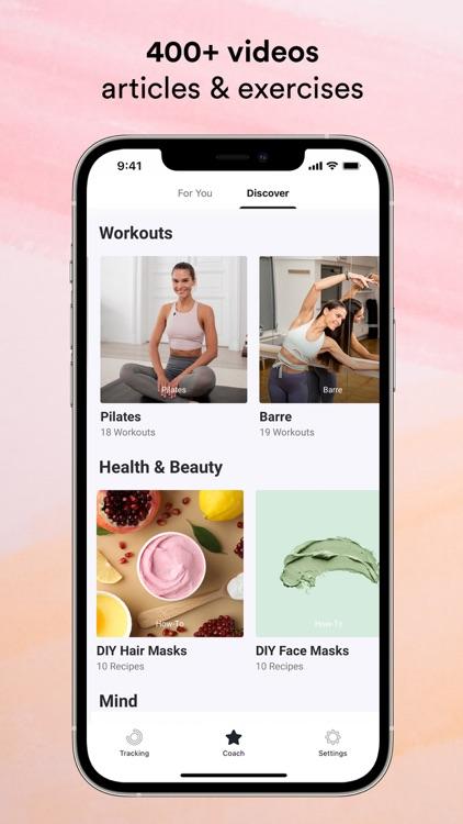Bellabeat Wellness Coach screenshot-3