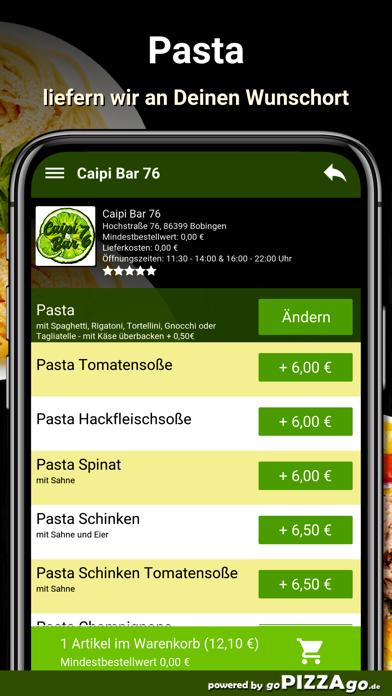 Caipi Bar 76 Bobingen screenshot 6