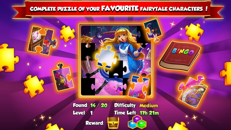 Bingo Story Live Bingo Games screenshot-3