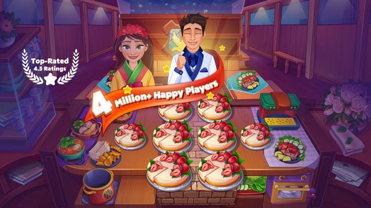 Asian Cooking Star: Food Games screenshot-6