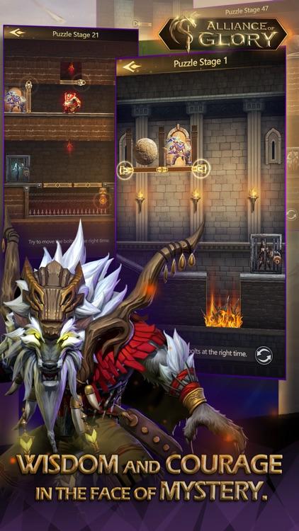 Alliance of Glory screenshot-0