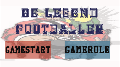 BeLegendFootballer screenshot 1