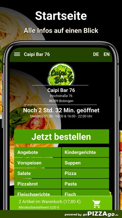Caipi Bar 76 Bobingen screenshot 2