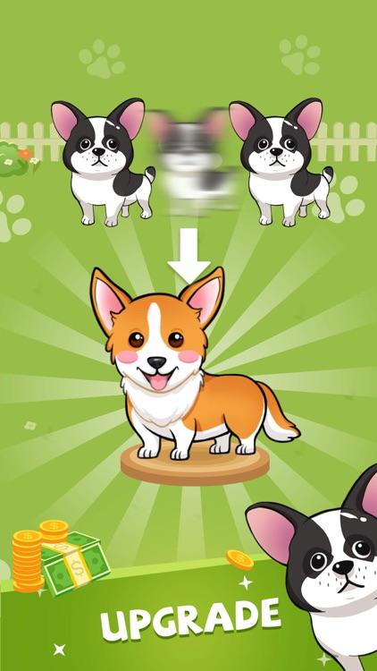 Puppy Town - Merge & Win screenshot-3