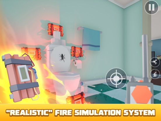iPad Image of Kill It With Fire
