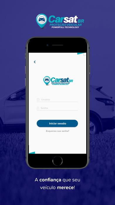 CarSatBR screenshot 1