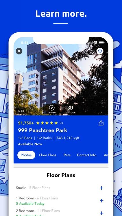 Rent.com Apartments & Homes screenshot-3