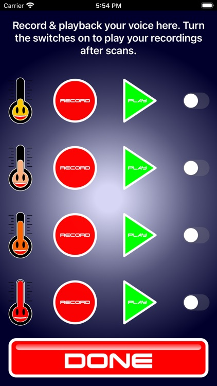 Hot O Meter Photo Scanner Game screenshot-3