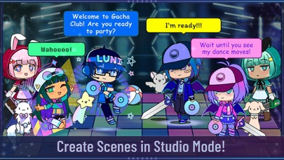 Gacha Club screenshot 4