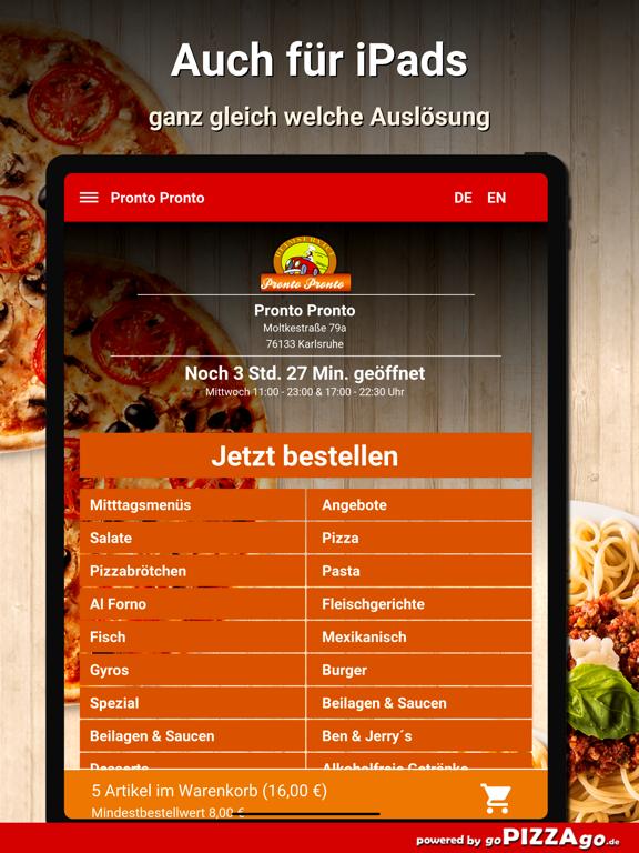 Pronto Pronto Karlsruhe screenshot 7