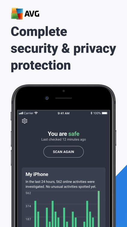 AVG Mobile Security screenshot-0