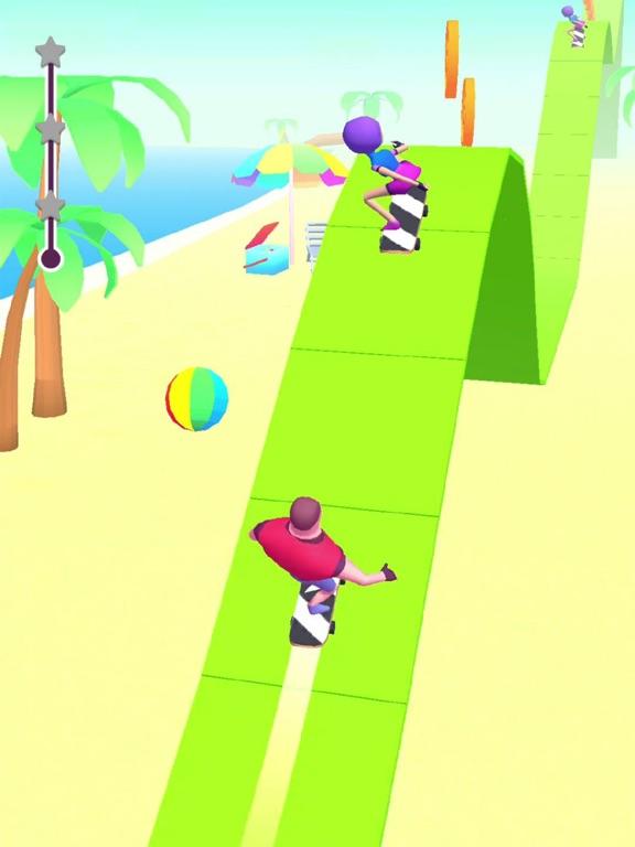 Crazy Ride 3D screenshot 8