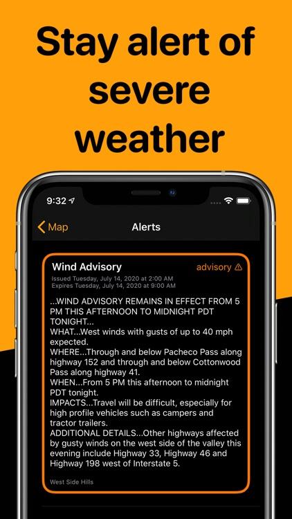 Weather on the Way screenshot-4