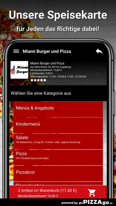 Miami Burger Augsburg screenshot 4
