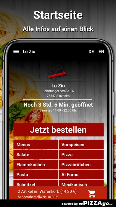 Lo Zio Sinzheim screenshot 2