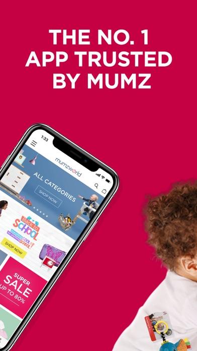 Screenshot #3 pour Mumzworld