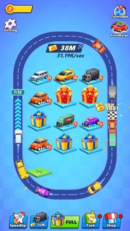 Car Merge Factory 2020