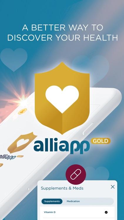 AlliApp: Smart Health Tracker screenshot-5