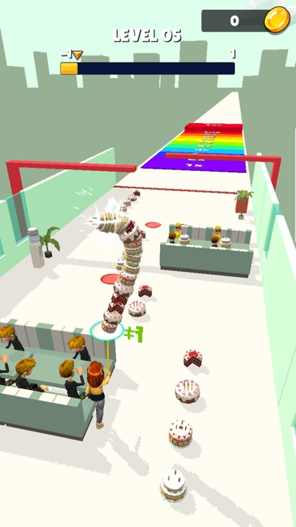 Plate Runner 3D screenshot-3