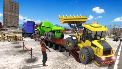 市 建設 トラック ゲーム紹介画像5