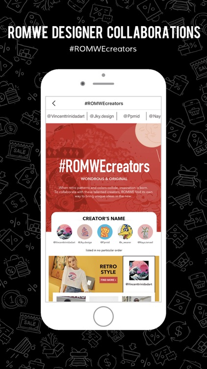 ROMWE - Fashion Store screenshot-4
